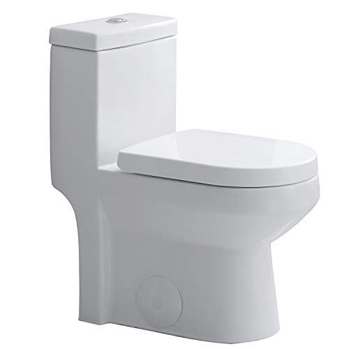 Horow Elongated Dual Flush Toilet