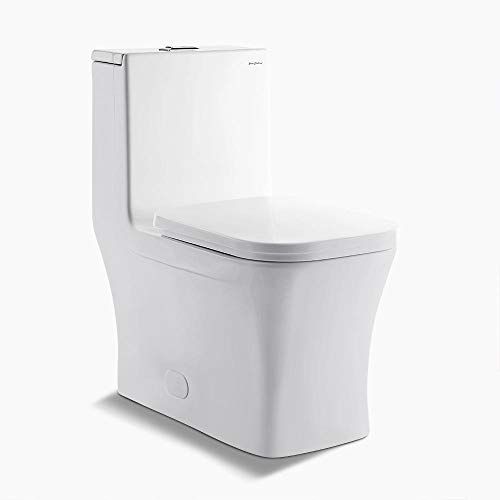 Swiss Madison Concorde Square Dual Flush Toilets