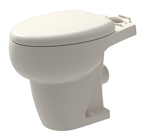 Bathroom Anywhere Macerating Elongated Bowl Toilet