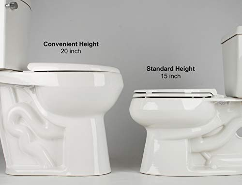 Convenient Height Toilet Reviews