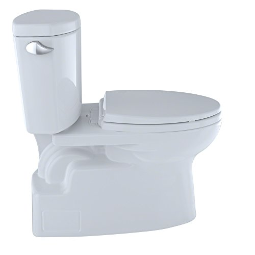 toto vespin ii two-piece high-efficiency toilet
