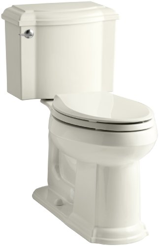 kohler devonshire comfort height elongated toilet