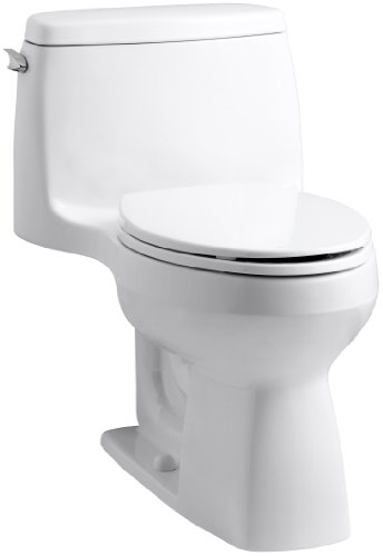 kohler santa rosa one piece toilet