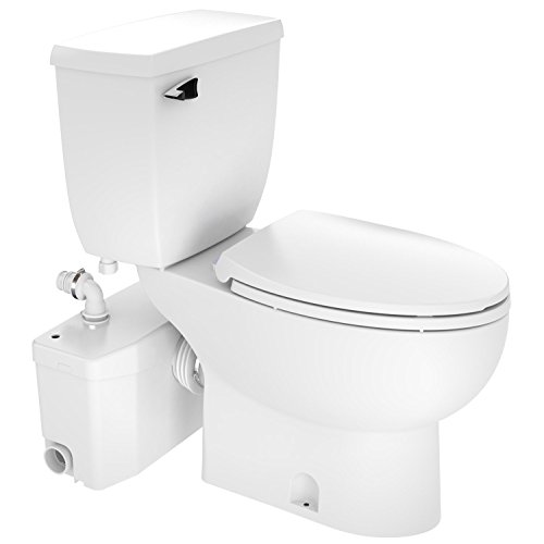 Saniflo SaniPlus toilets