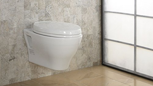 Toto Aquia Wall-Hung tankless Toilet
