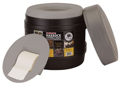 Reliance Products Hassock Portable Toilets