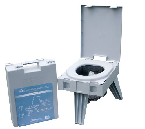 Go Anywhere Portable Toilet System