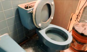How to Drain a Toilet?