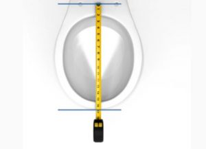 How to Measure Toilet Seat?