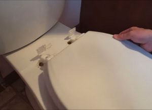 How to Replace a Toilet Seat?